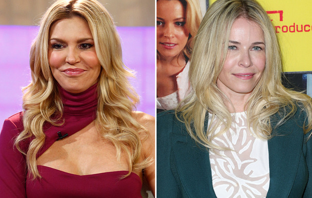 "Brandi Glanville Tells Chelsea Handler to ""Suck It"" After ""Housewives"" Diss"