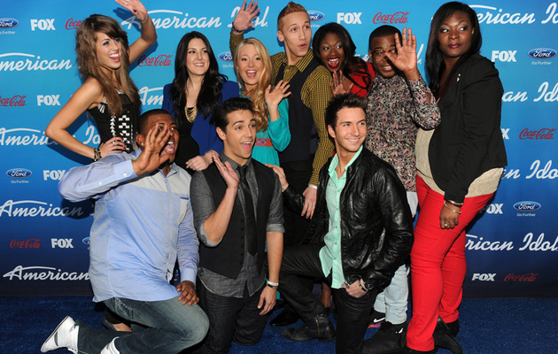 """American Idol"" Top 10 -- Nicki Minaj Embarrassingly Late, Girls Outshine Guys!"