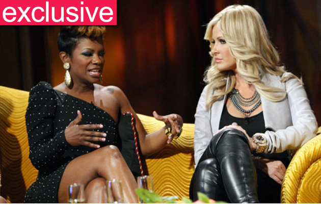 "Kandi Burruss Suing Kim Zolciak Over ""Tardy For The Party"""