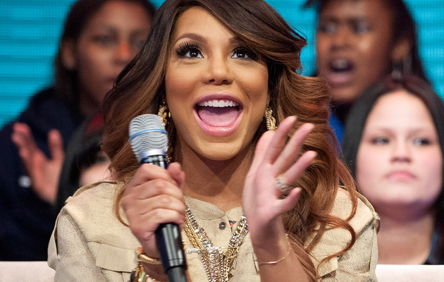 Tamar Braxton Is Pregnant -- Watch Her Baby Announcement!