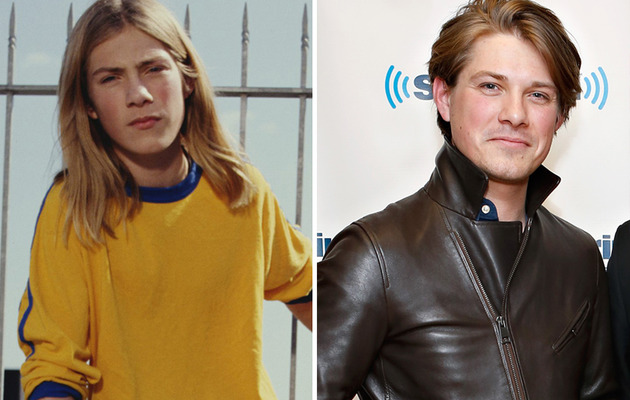 Taylor Hanson Turns 30! See More Teen Idols -- Then & Now