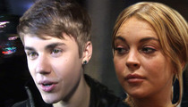 Justin Bieber: I'm Sorry For Scoffing At Lindsay Lohan's Financial Woes