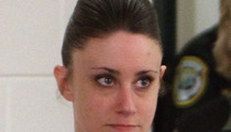 Casey Anthony -- $10k Bid to Buy Her Silence ... FOREVER