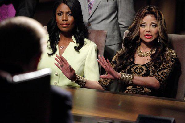 La Toya Jackson Blames Omarosa for Michael Clarke Duncan's Death