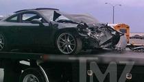 Lindsay Lohan Had Alcohol In Porsche Before Crash