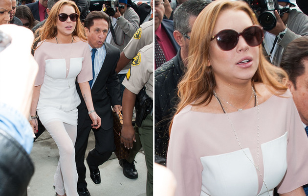 Lindsay Lohan Enters Plea Deal, Headed to Rehab Instead of Jail