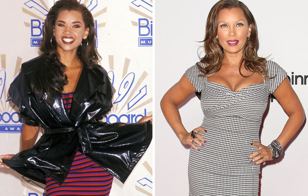 Vanessa Williams Turns 50 -- See More '90s Musicians Then & Now!