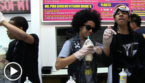 Mindless Behavior -- Boy Band Wars!!! One Direction Can't Dance
