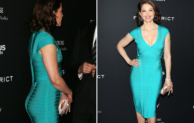 Ashley Judd Stuns on the Red Carpet!