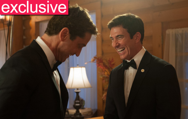 "Guy Candy Alert: Check Out Two Exclusive ""Olympus Has Fallen"" Photos!"