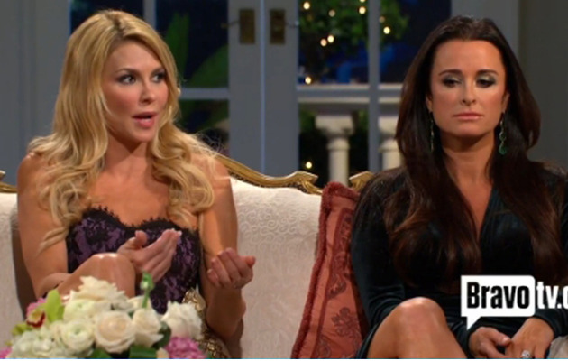 "Sneak Peek: The Explosive ""Real Housewives of Beverly Hills"" Reunion"
