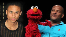 Voice of Elmo Sued -- Allegations of Crystal Meth Sex Parties