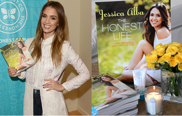 "Jessica Alba Tackles Living ""The Honest Life"""