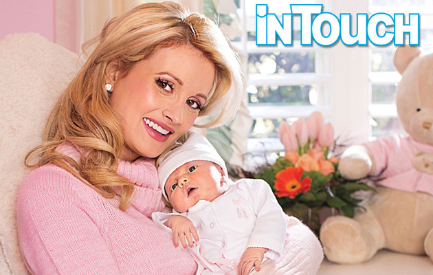 See First Photo of Holly Madison's Daughter Rainbow!