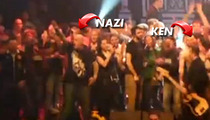 Dropkick Murphys Singer Beats the CRAP Out of Nazi Skinhead On Stage