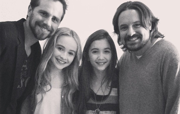 "Photos: ""Boy Meets World"" Stars Reunite for New Show"