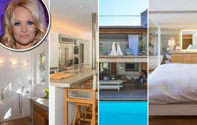 Pamela Anderson's Malibu Home For Sale!