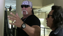 Hulk Hogan -- Willing to Fight Fallon Fox ... 'I'll Crush Him/Her'