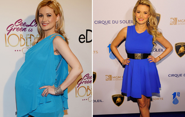 Holly Madison Shows Off Super Slim Down Three Weeks After Baby