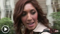 'Teen Mom' Star Farrah Abraham -- Pathetic Excuses For DUI