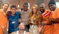 Lindsay Lohan -- I'm in Jail with Eddie Winslow!