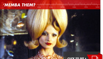 "Martian Babe in ""Mars Attacks!"": 'Memba Her?!"