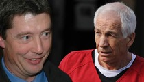 Jerry Sandusky Interviewer Threatens Victim #2 -- Talk To Me, Or I'll Out You