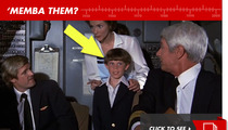 Little Joey in 'Airplane!': 'Memba Him?!