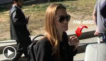 Angelina Jolie -- We're Not Married