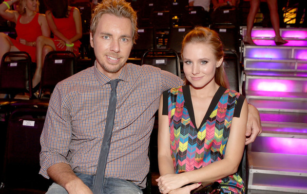 Kristen Bell and Dax Shepard Welcome a Baby Girl!