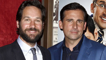 Paul Rudd vs. Steve Carell: Who'd You Rather?
