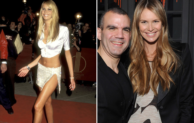 Elle Macpherson Turns 50 -- See More Supermodels Then & Now!