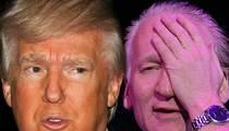 Donald Trump Drops $5 Million Orangutan Lawsuit Against Bill Maher