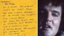Elvis Presley Flips the Dead Bird for 20 Grand