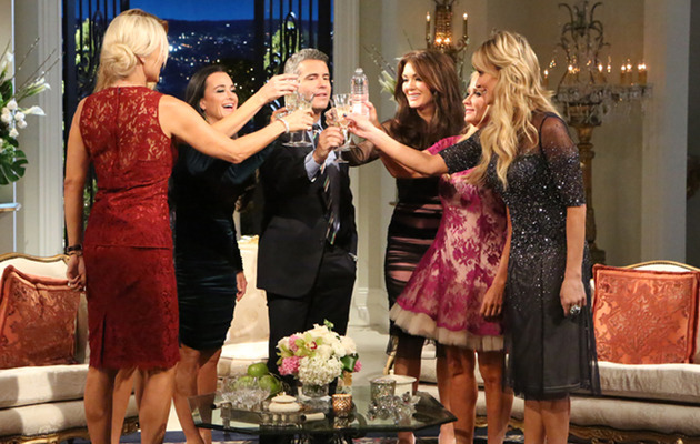 """Real Housewives of Beverly Hills"" Secrets Revealed!"