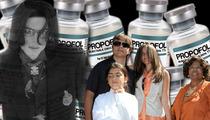 Michael Jackson -- Drug Addict On Trial