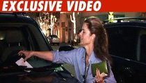 Maria Shriver - Caught Red Handed!