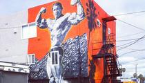 Arnold Schwarzenegger -- I'm Huge at Muscle Beach!