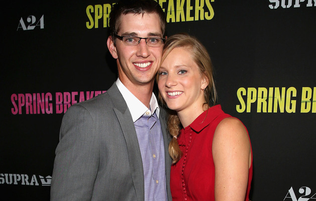 "Report: ""Glee"" Star Heather Morris Is Pregnant!"