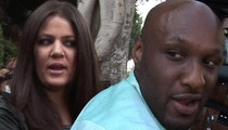 Khloe Kardashian -- Lamar Odom Is NOT a Charity Scam Artist!!