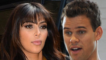 Kim Kardashian Excused From First Day of Divorce Trial