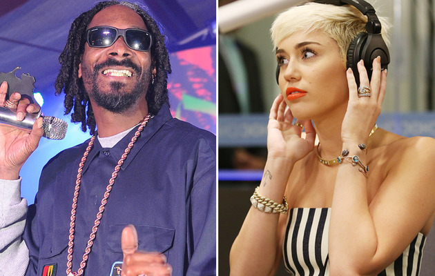 Snoop Lion and Miley Cyrus Drop New Single!