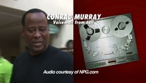 Conrad Murray -- Leave Me Out of Michael Jackson Wrongful Death Suit ... Or Face Destruction