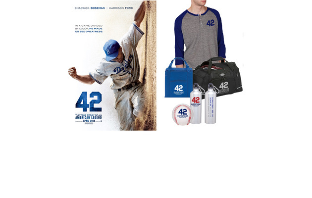 "You Could Win A ""42"" Prize Pack!"