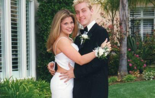 Danielle Fishel Reveals Her Celebrity Prom Date -- Lance Bass!