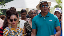 Jay-Z and Beyonce -- Jet Down to Cuba to Play ... Ball?