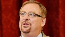 Pastor Rick Warren -- Famous Evangelical's Son Commits Suicide