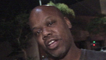 Too Short -- Charged After Crazy Cut & Run DUI Arrest