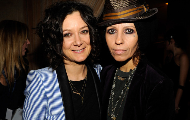 Sara Gilbert and Linda Perry Are Engaged!