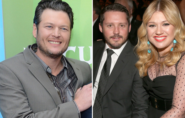 Blake Shelton to Officiate Kelly Clarkson's Wedding!